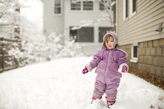 Winter photography tips: Add a pop of color to your winter photography