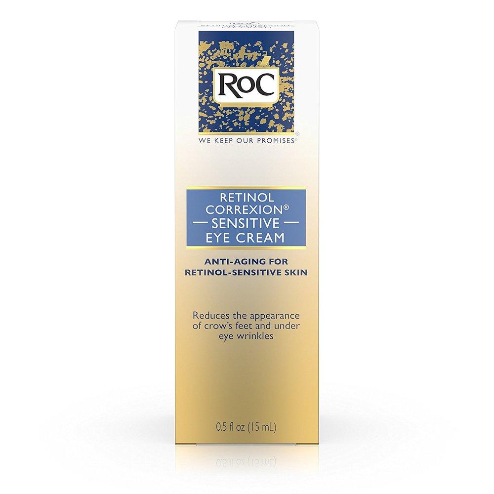 RoC® Retinol Correxion® Eye Cream.Image credit: Amazon.