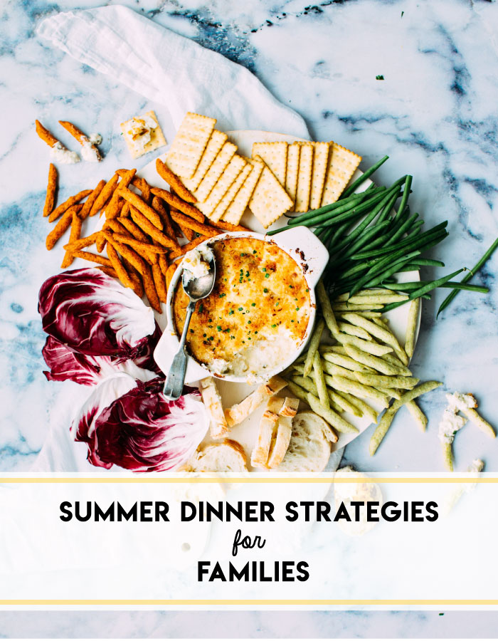 Summer is a great time to jumpstart new food habits. Hopefully these summer dinner ideas will help you get there!