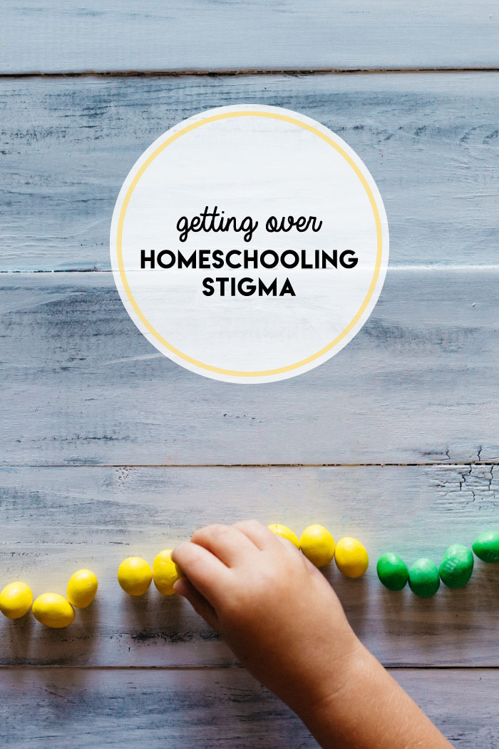 Does homeschooling feel like the right option for your kids but you're having doubts due to stigma? This essay will bring you comfort.