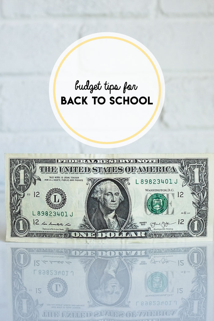 Keep back-to-school spending under control with these 6 tips!