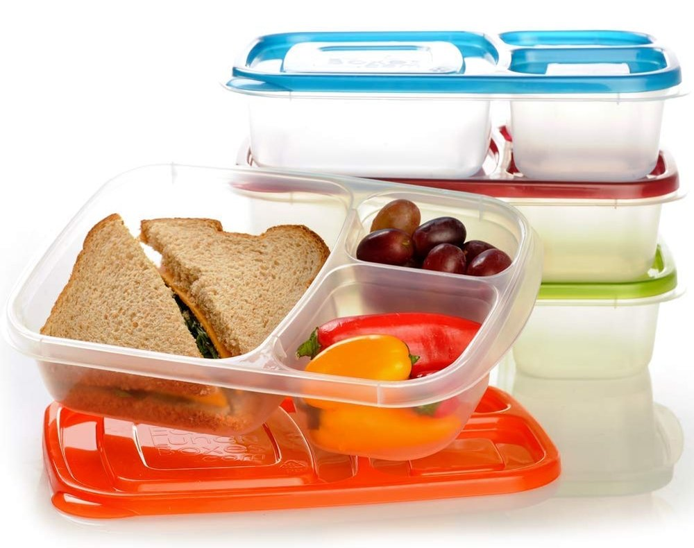 The EasyLunchboxes bento box is an inexpensive, sturdy pick.