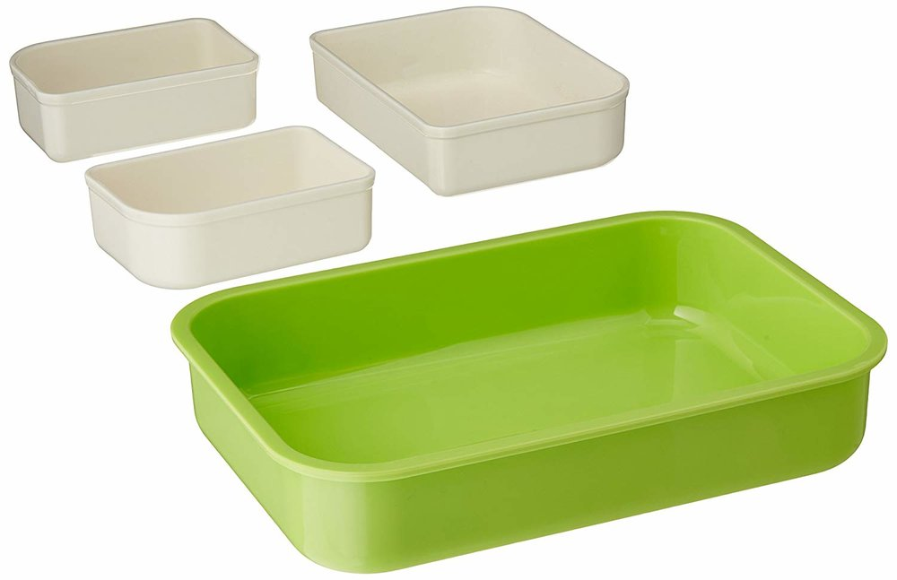 The Leaflet Tight bento box is a good pick for young kids.