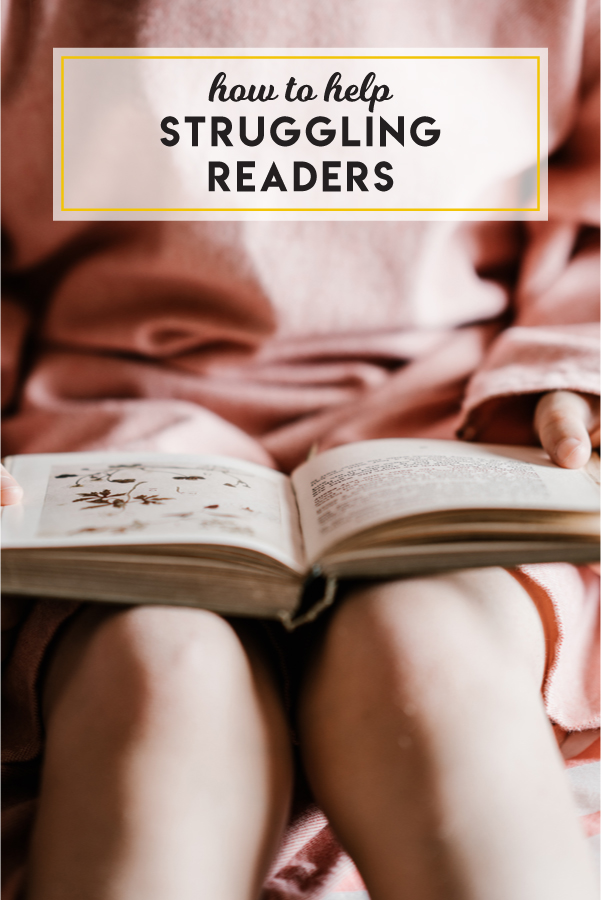 How to help struggling readers