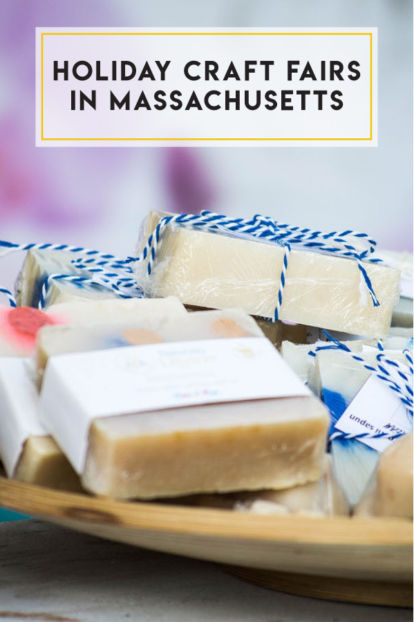 40 holiday craft fairs in Massachusetts