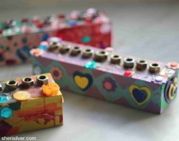 Menorahs kids can make