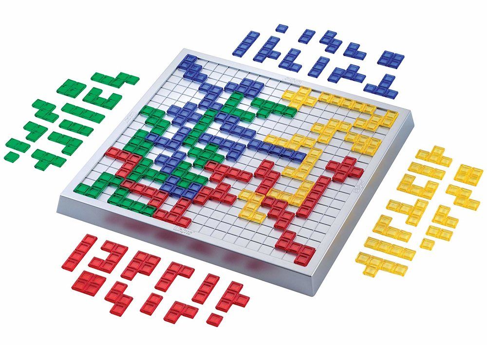 Blokus + other family board games that are actually fun for adults too!