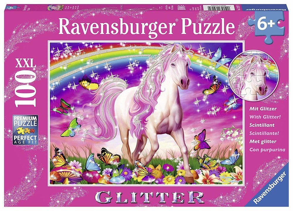 Ravensburger unicorn puzzle