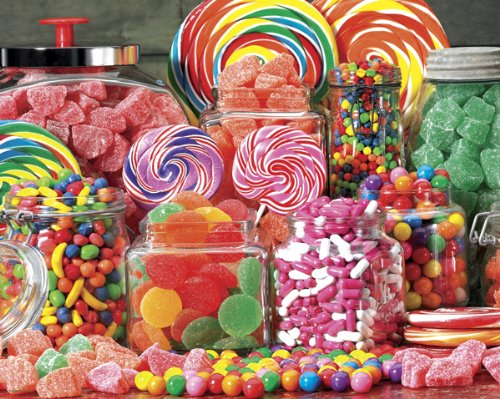Springbok candy puzzle