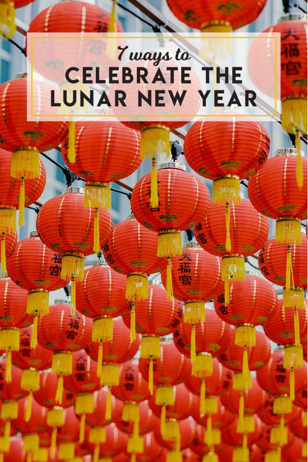 7 ways to celebrate the Lunar New Year with kids