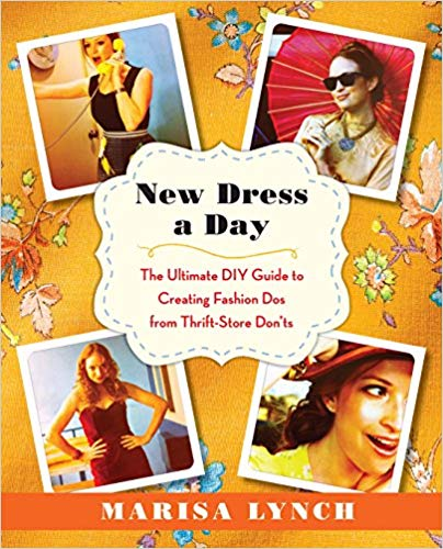 18 Awesome Craft + DIY Books: New Dress A Day by Marisa Lynch