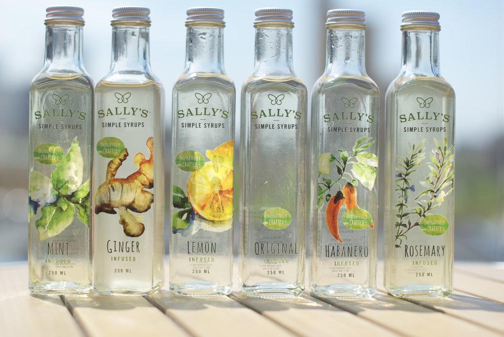 Sally's Syrups