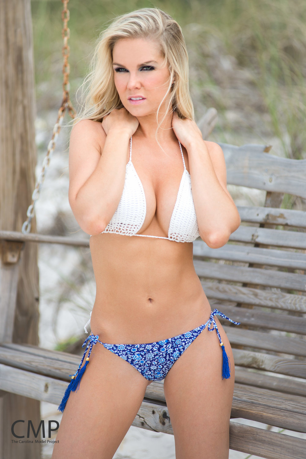 Model and Hooters Calendar Girl Rachel Swartz