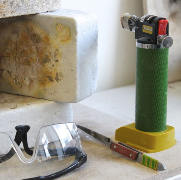 Jewellery Making Soldering Station Work