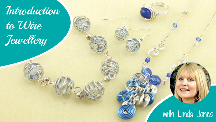 Wire Jewellery Course