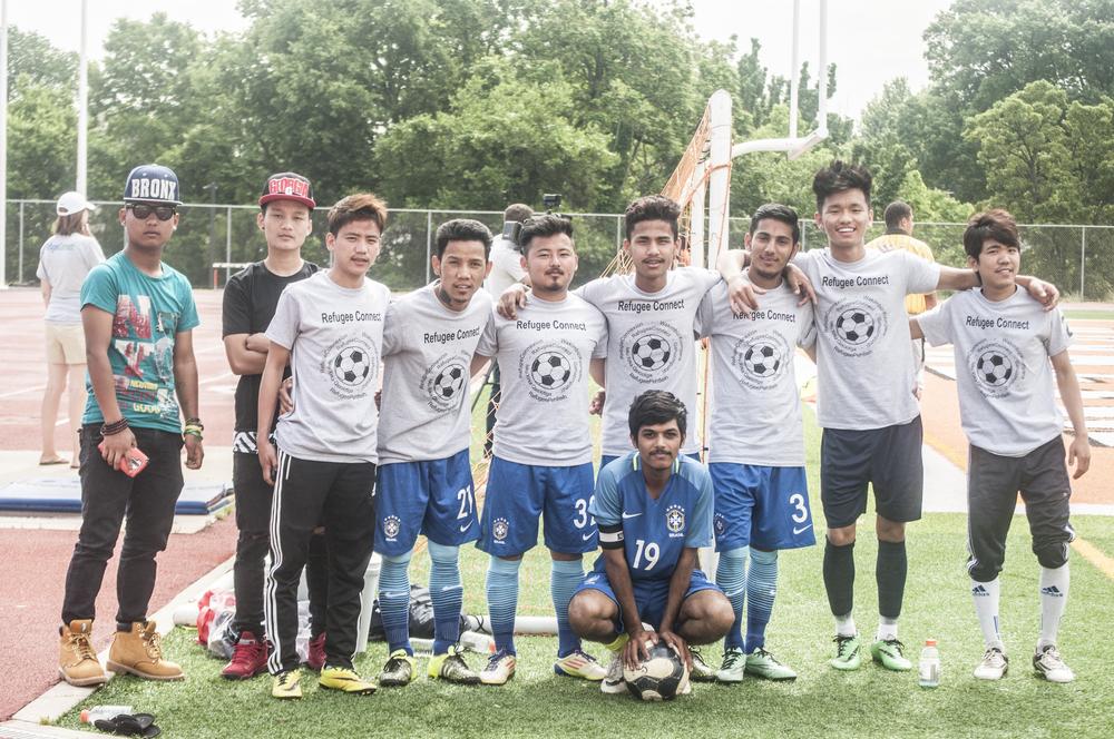 Bhutan Team