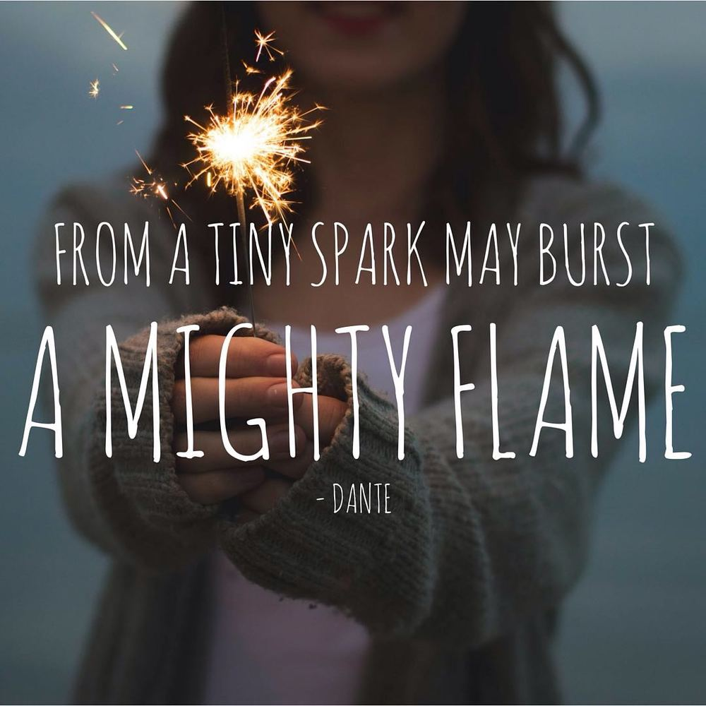 Amightyflame