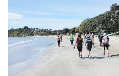 Beautiful Onetangi beach