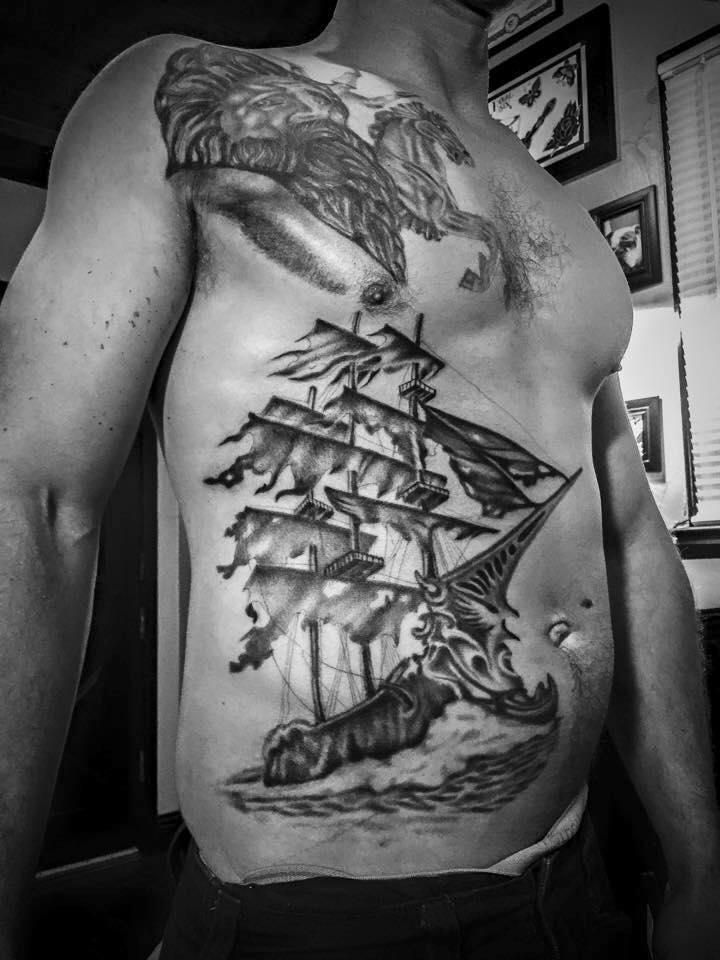 Tattoos Heavy Water Tattoo