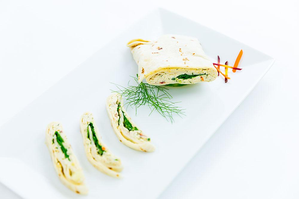 Classic Tofu Salad - It's A Wrap!