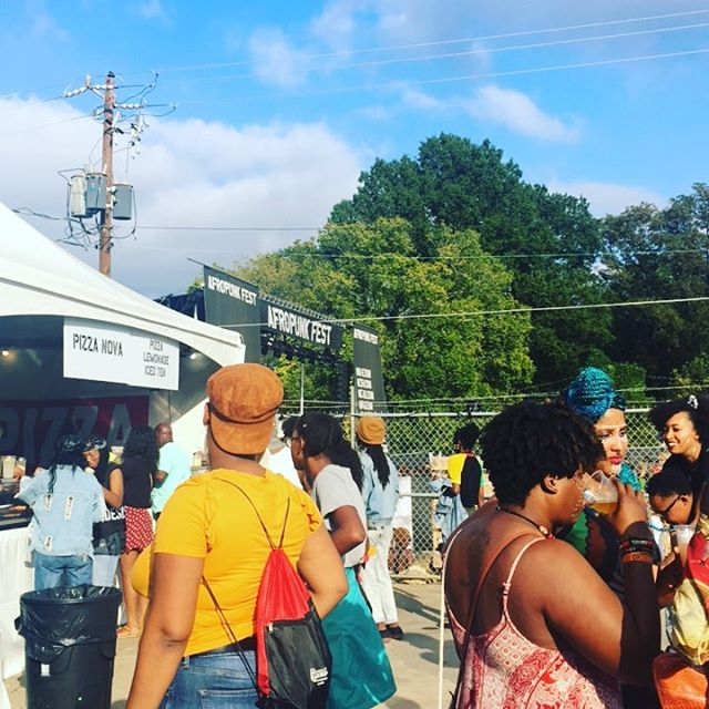 AFROPUNK ATL #blackmagic