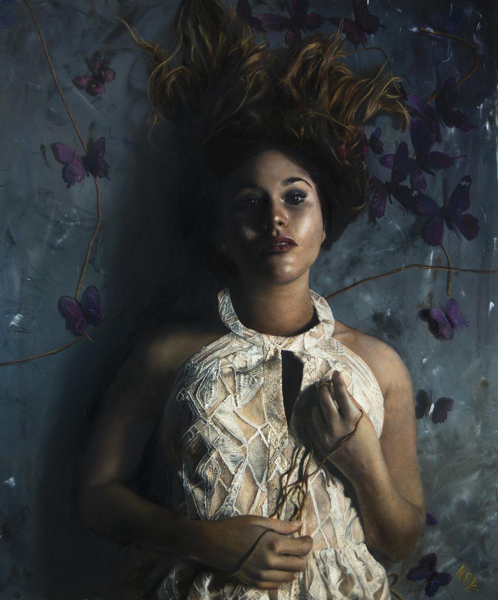 Tangled In Violet