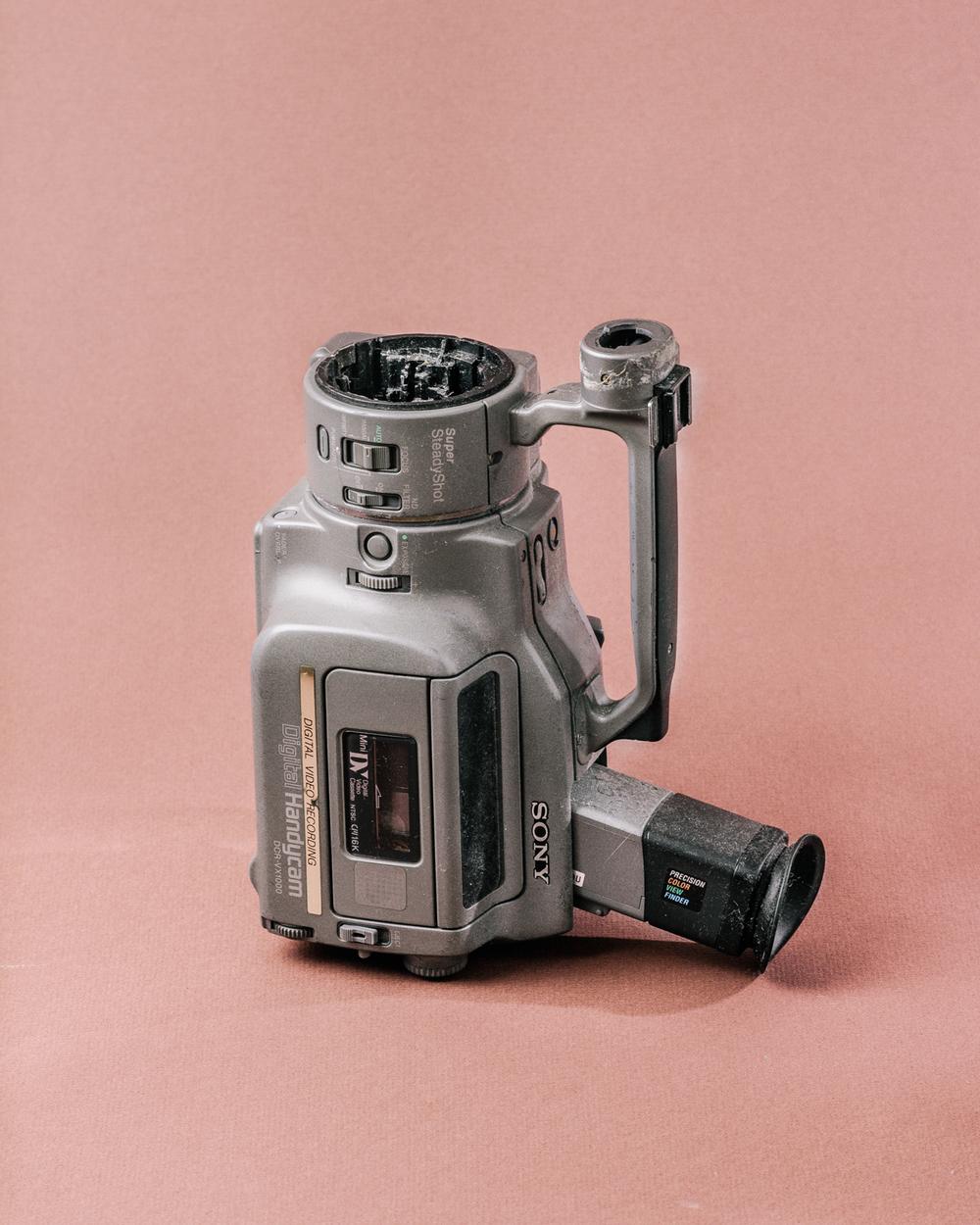 DCR-VX1000