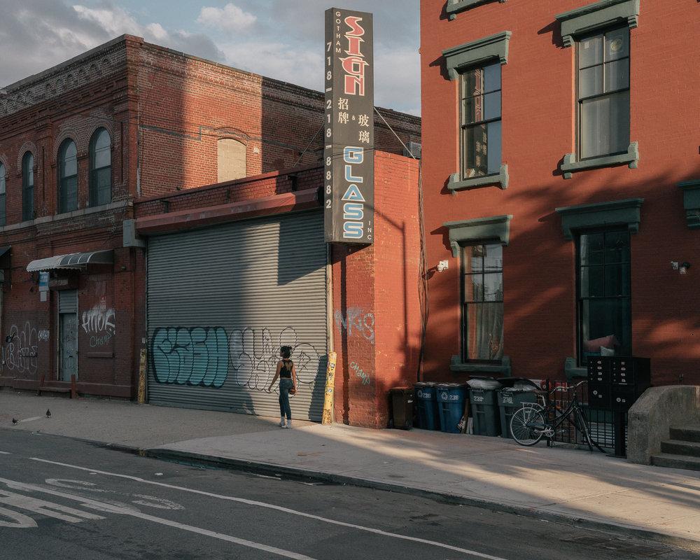 Meserole Street, NYC