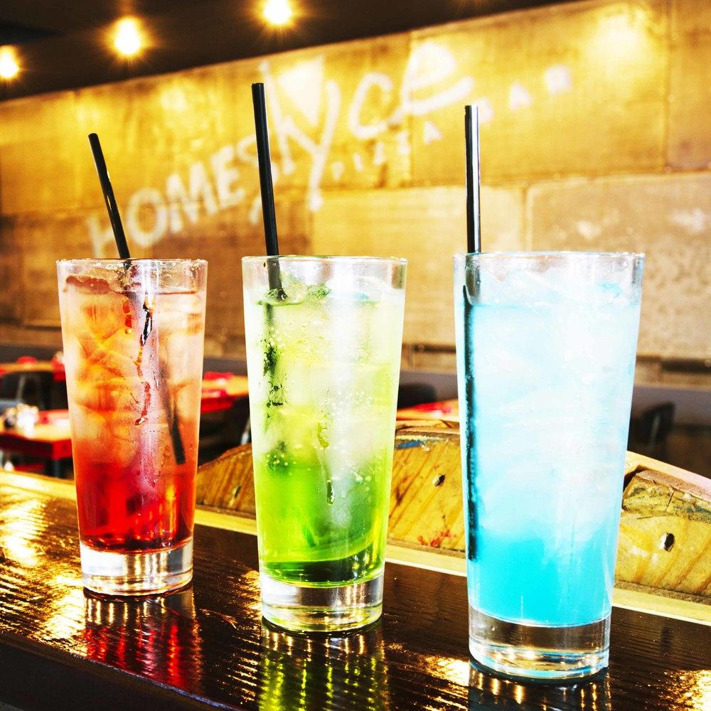 Copy of specialty sodas