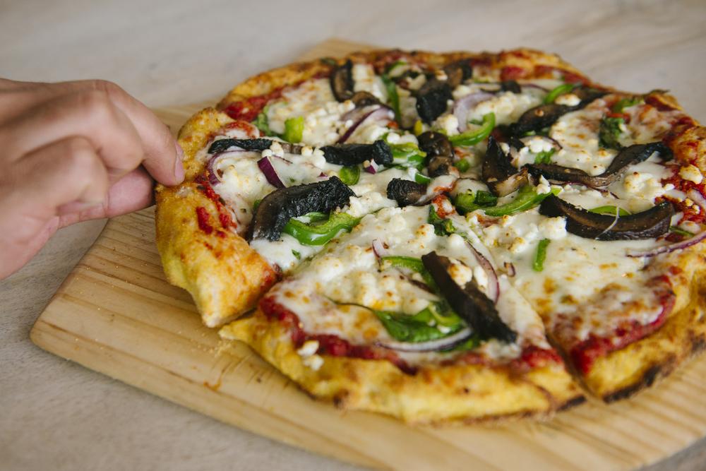 Copy of award winning pizza
