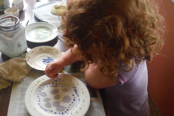 sensorimotor art therapy for children