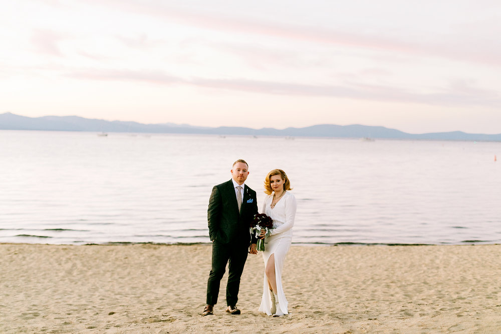 Lindsay & Austin in Lake Tahoe - Coming Soon