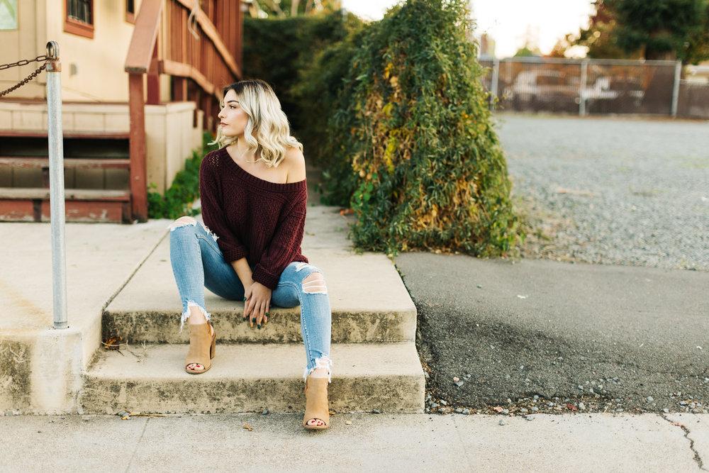 Gianna – warm november in Martinez