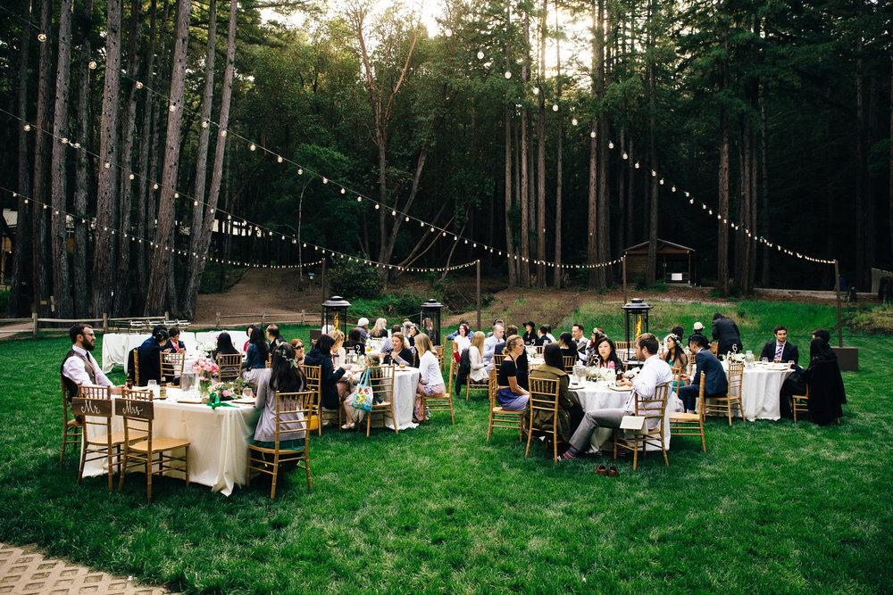 Camp Campbell YMCA Wedding