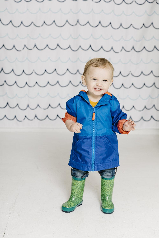 April Showers Spring Time Toddler