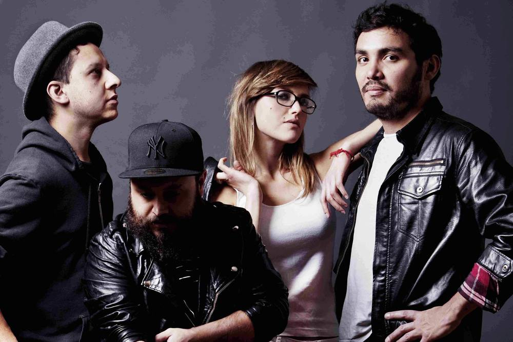 Hello Seahorse! is an alternative pop band hailing from Mexico City.