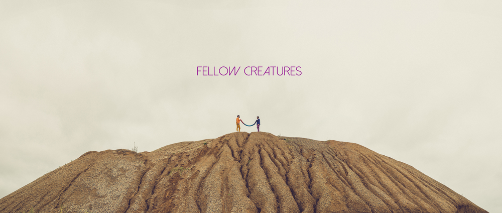 Fellow Creatures  // Promo Photo   Fashion Styling // Art Direction // Hair & Makeup // Props // Graphic Design   Photo ©Michael O. Snyder 2014    https://www.michaelosnyder.com/