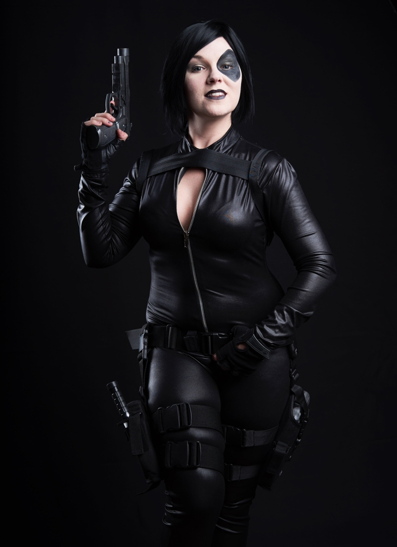 Domino- Marvel