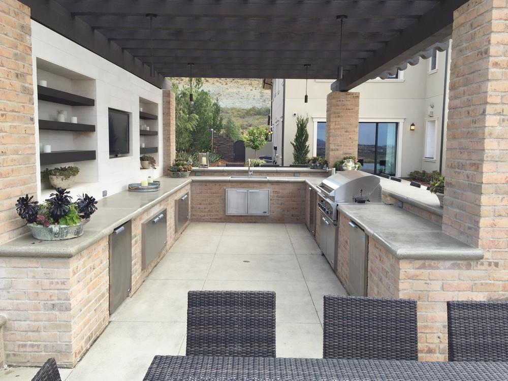 Exterior — G N P Tile & Stone