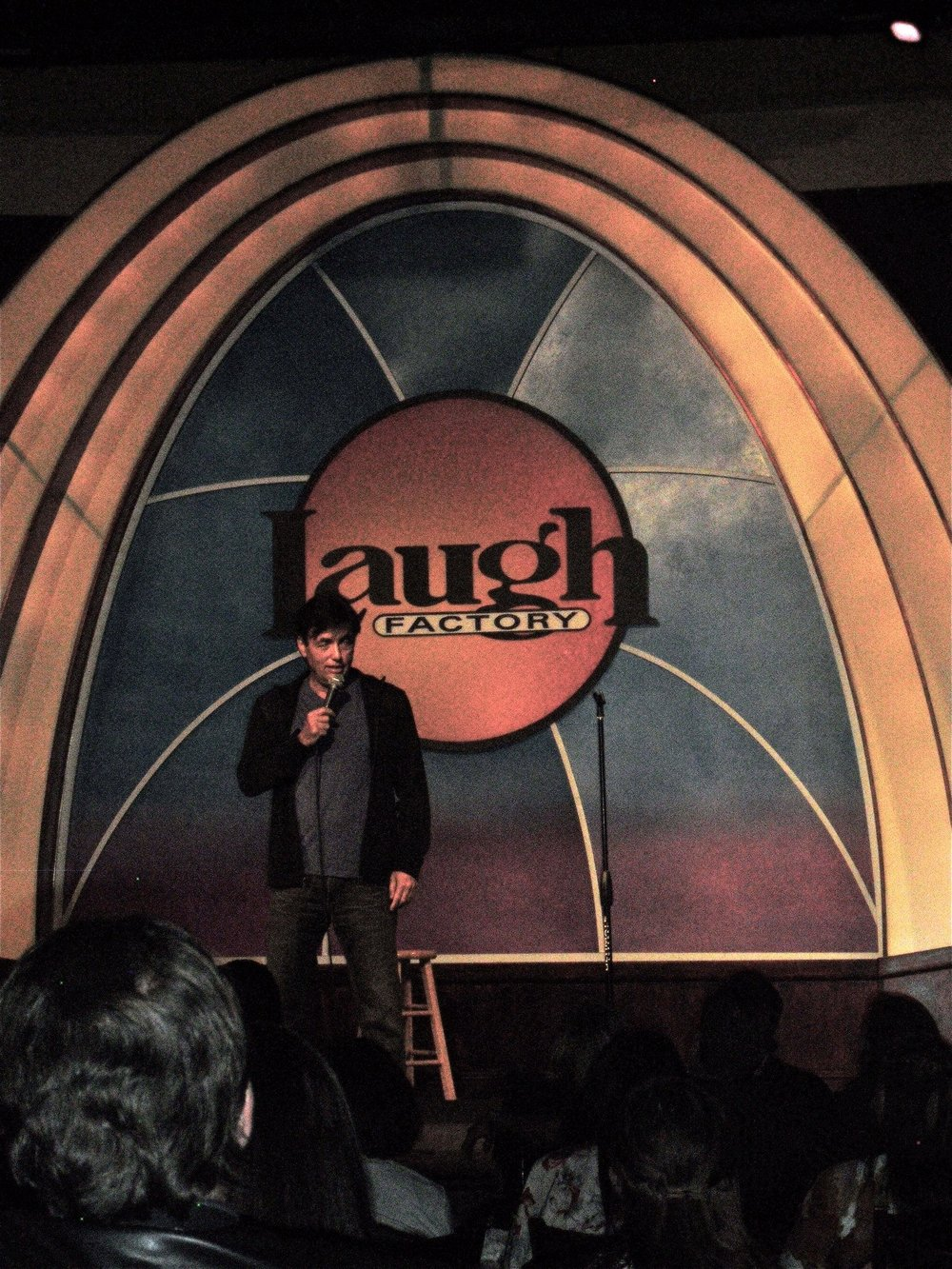 Long Beach Laugh Factory