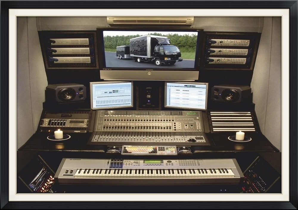 Mobile Recording Studio For Sale Kevin Cody Music