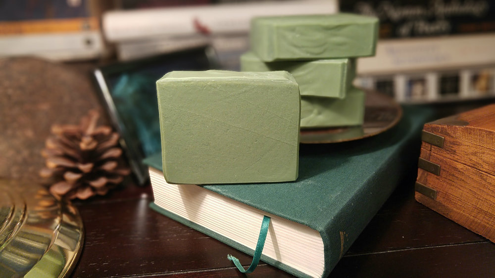 WHOVILLE FOREST BookShelf Soap