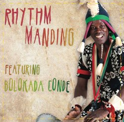 Bolokada Conde and Rhythm Manding