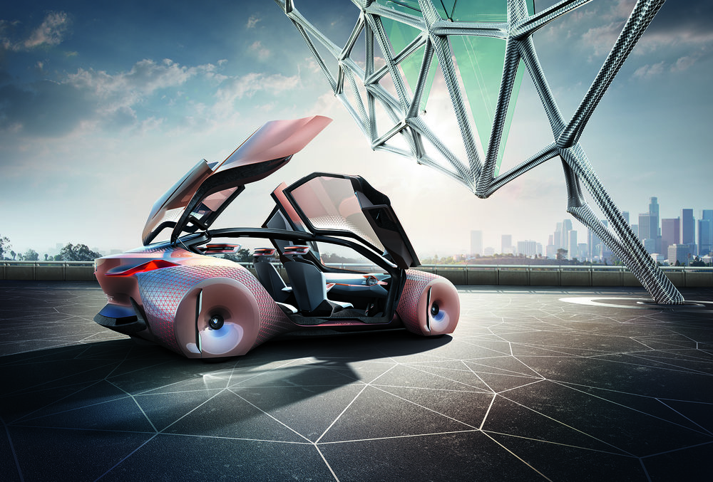 BMW Next 100 Manifesto - How would the future look like, we can't describe it, We can only imagine it, for the next 100 years anniversary, BMW wanted to show how the future looks like in their eyes.