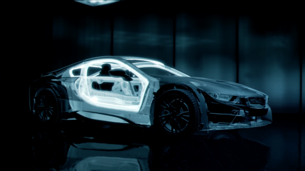 i8CHALLENGE - The most progressive sports car of this generation, Extreme dynamics and futuristic sustainability efforts make the BMW i8 a car like none other, but most people don't know what make the BMW i8 such and evolutionary car— a car ahead of its time, that's how we wanted to inform them