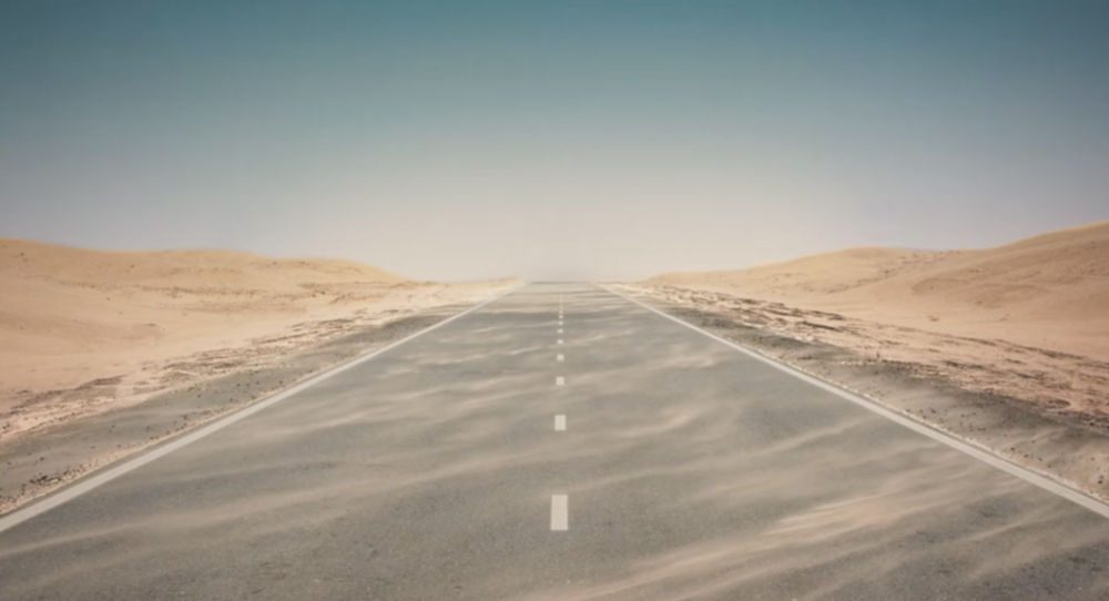 THE ROAD LESS TRAVELED - It's not about what at the end of the road, it's about the joy of getting there.