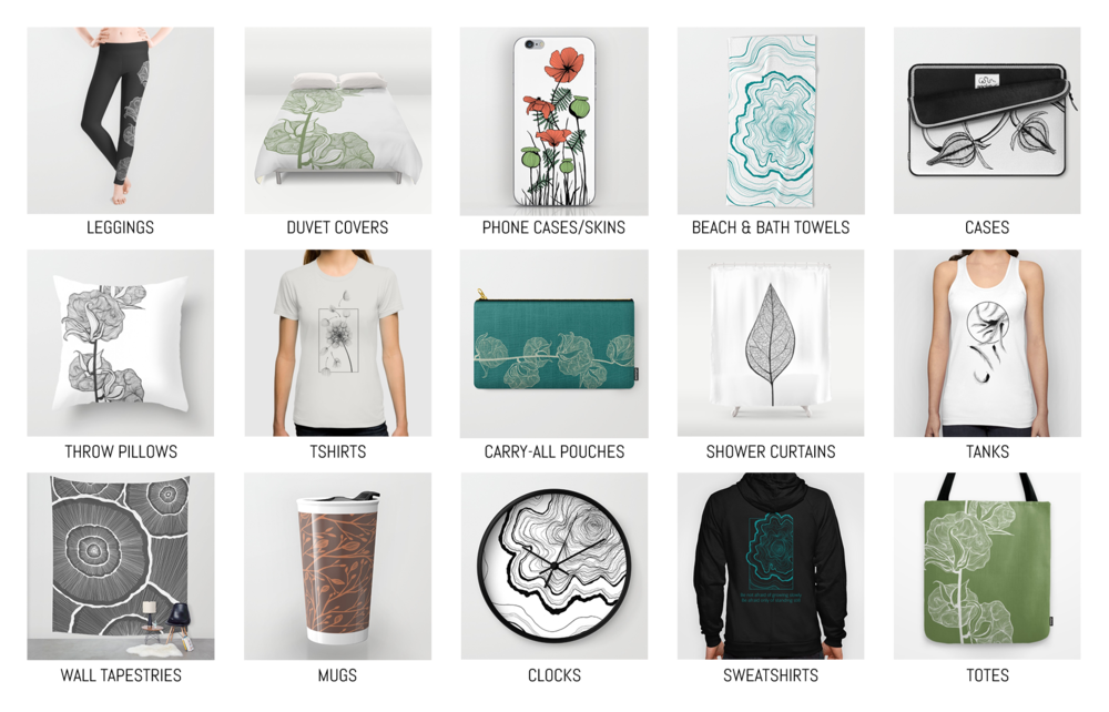 Society6Products