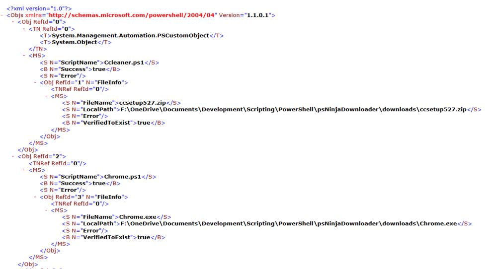 PowerShell: Ninja Downloader (Modular File Downloading Utility