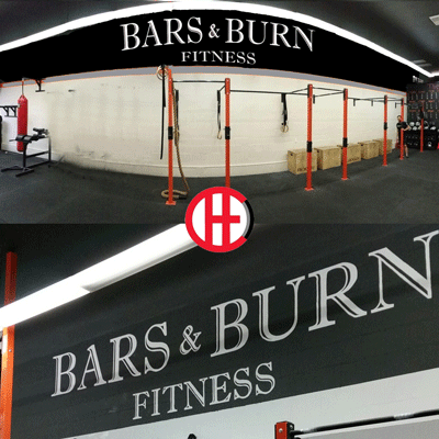 Vivache Designs Bars & Burn Fitness