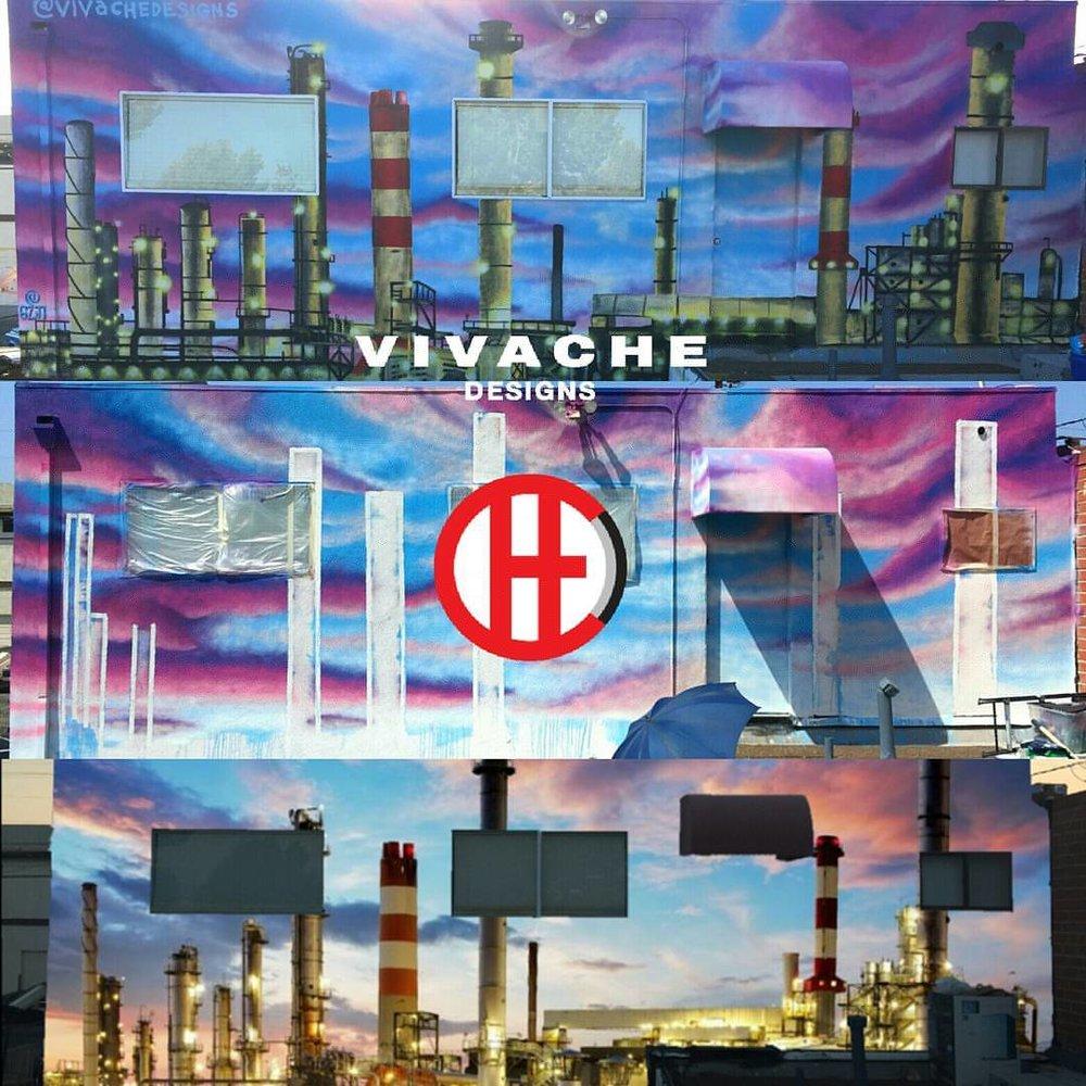 Vivache Designs Custom Mural Los Angeles .jpg